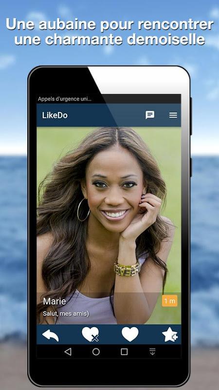 Screenshot LikeDo - Rencontres et amour en Afrique APK