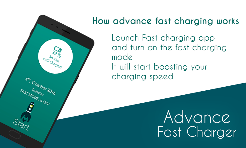 Advance Fast Charger The App Store android Code Lads