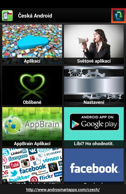 Screenshot Czech Android APK