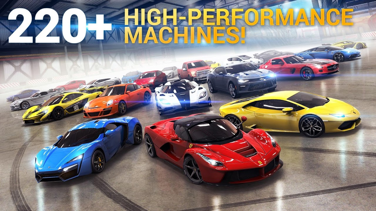 Asphalt 8: Airborne The App Store android Code Lads