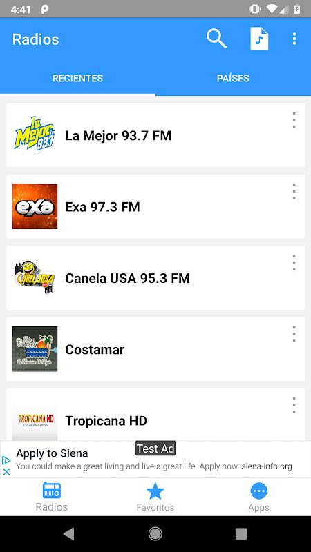 Emedia - Radios y algo más! The App Store