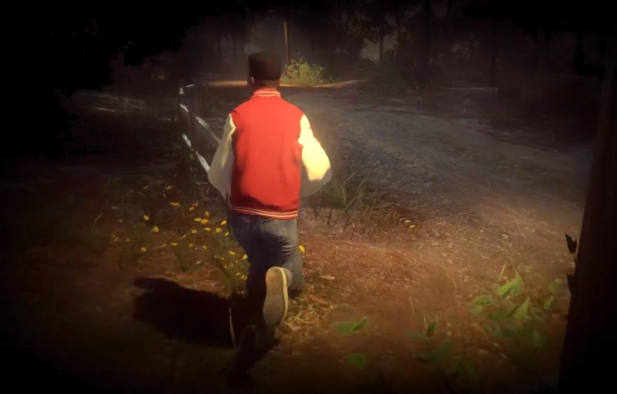 Screenshot The 13th Friday Survival APK
