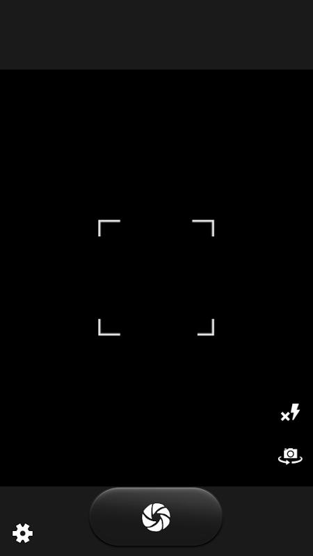 Screenshot Camara android APK