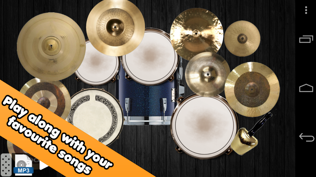 Drum kit The App Store