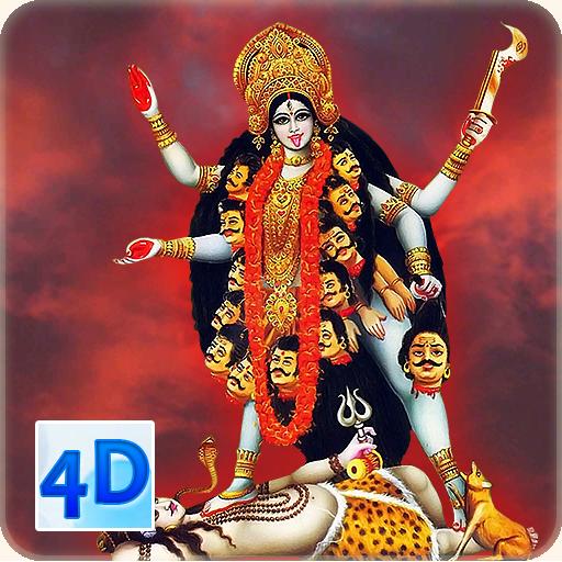 4D Maa Kali Live Wallpaper Download | The App Store