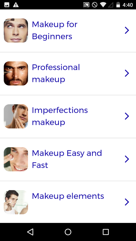 Makeup for Men The App Store