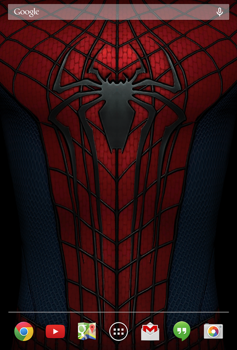 Live Wallpaper: Amazing Spider-Man 2 The App Store