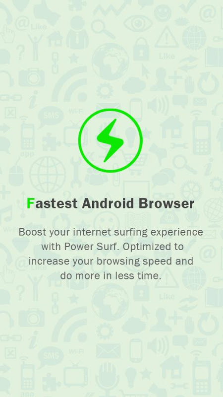 Screenshot Android Browser Full Incognito Mode Made In India APK