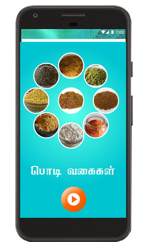 podi recipe in tamil The App Store android Code Lads