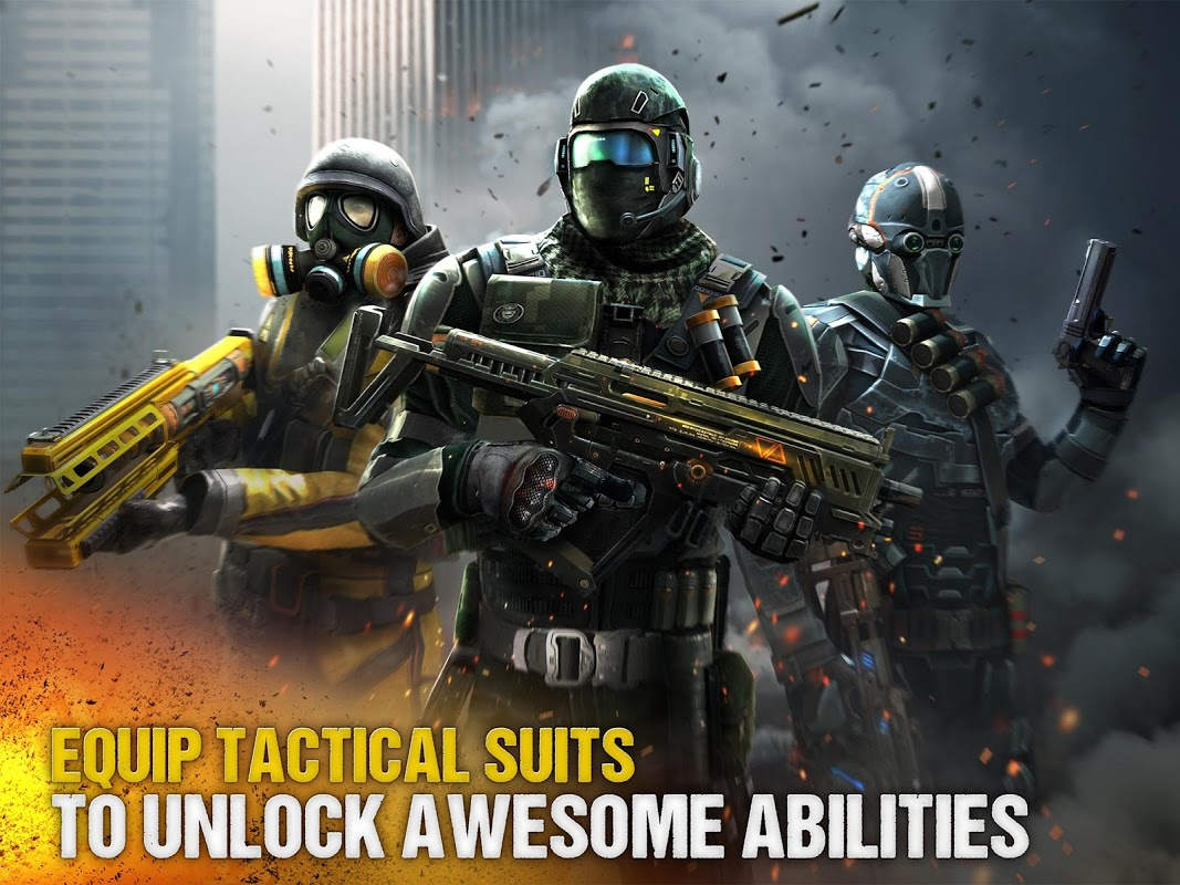 Modern Combat 5: eSports FPS The App Store android Code Lads