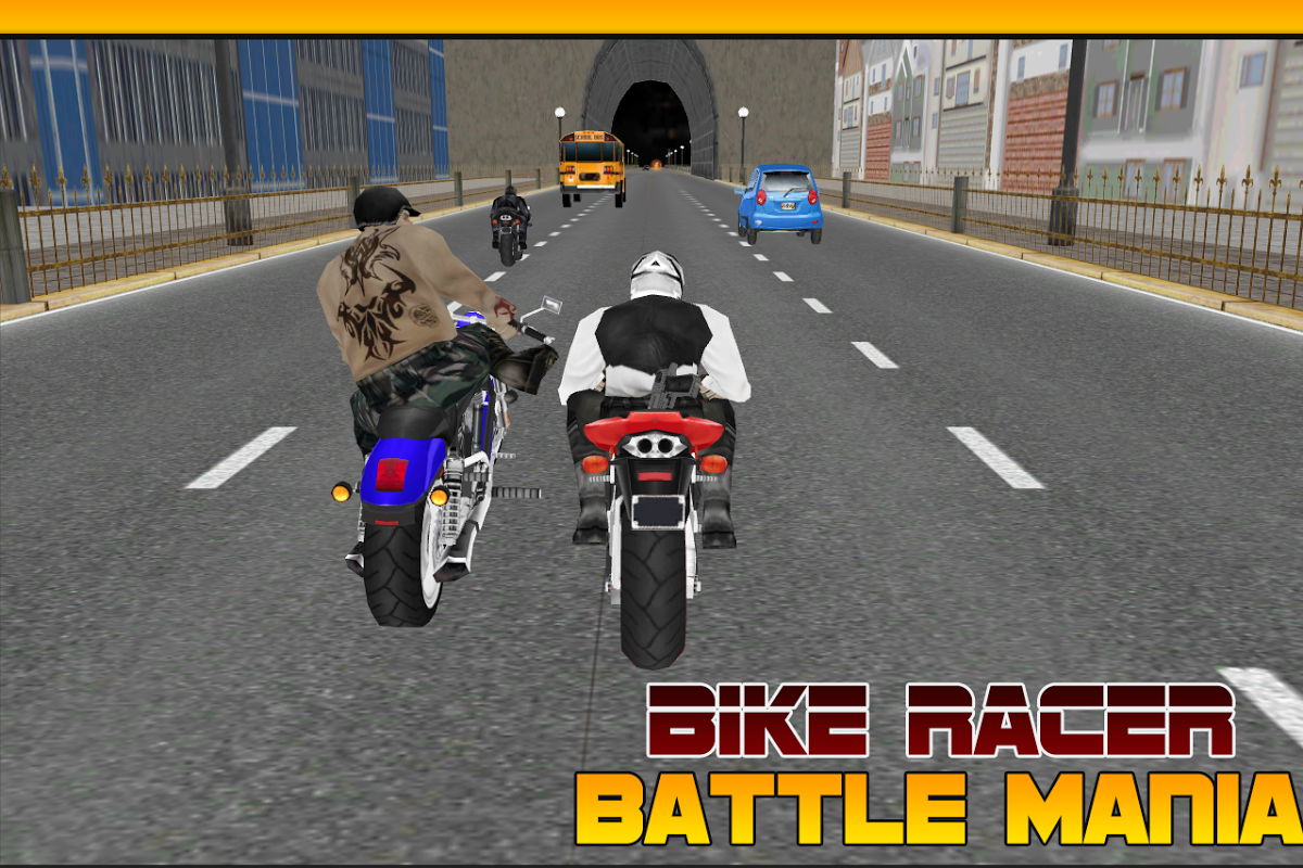 Screenshot Real Bike Racer: Battle Mania APK