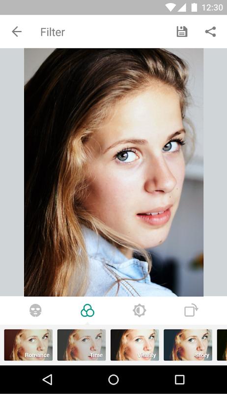Screenshot Beauty Camera - Selfie Camera APK