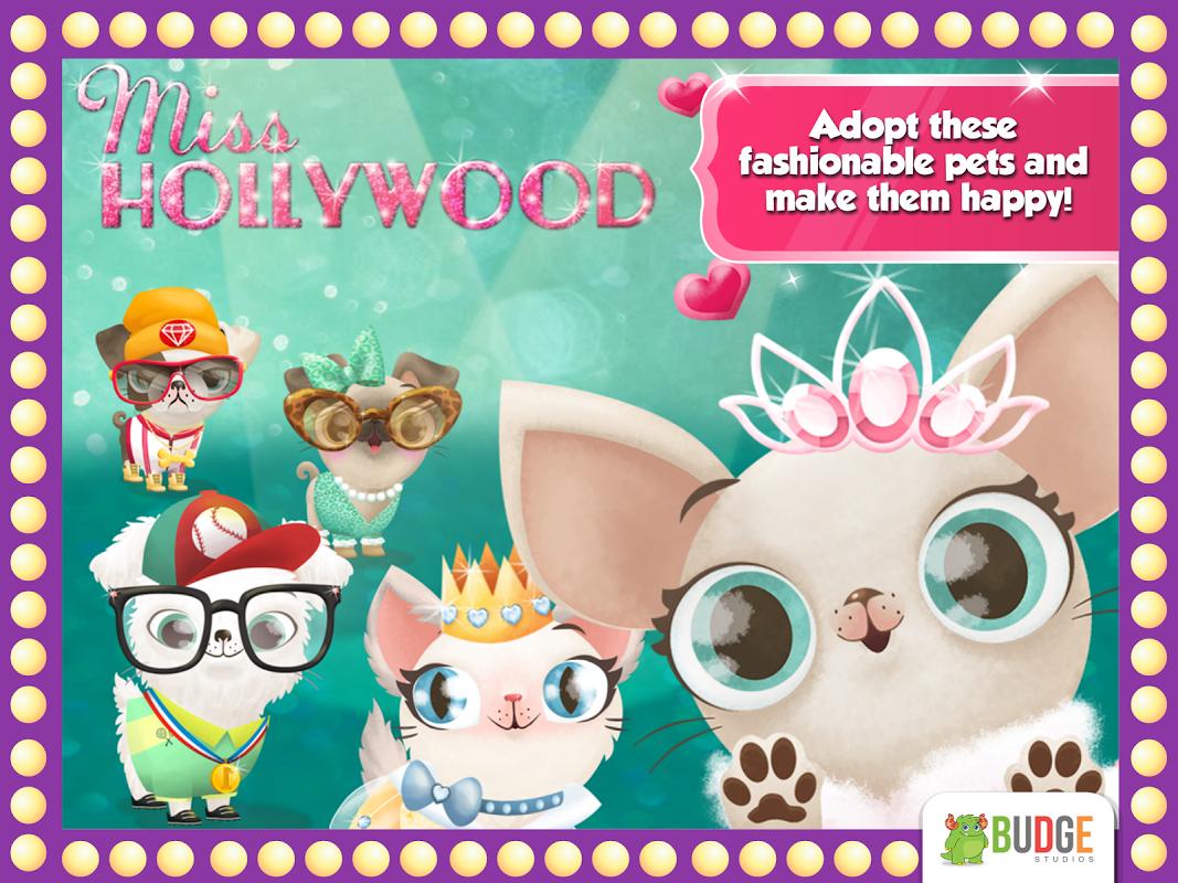 Screenshot Miss Hollywood - Fashion Pets APK
