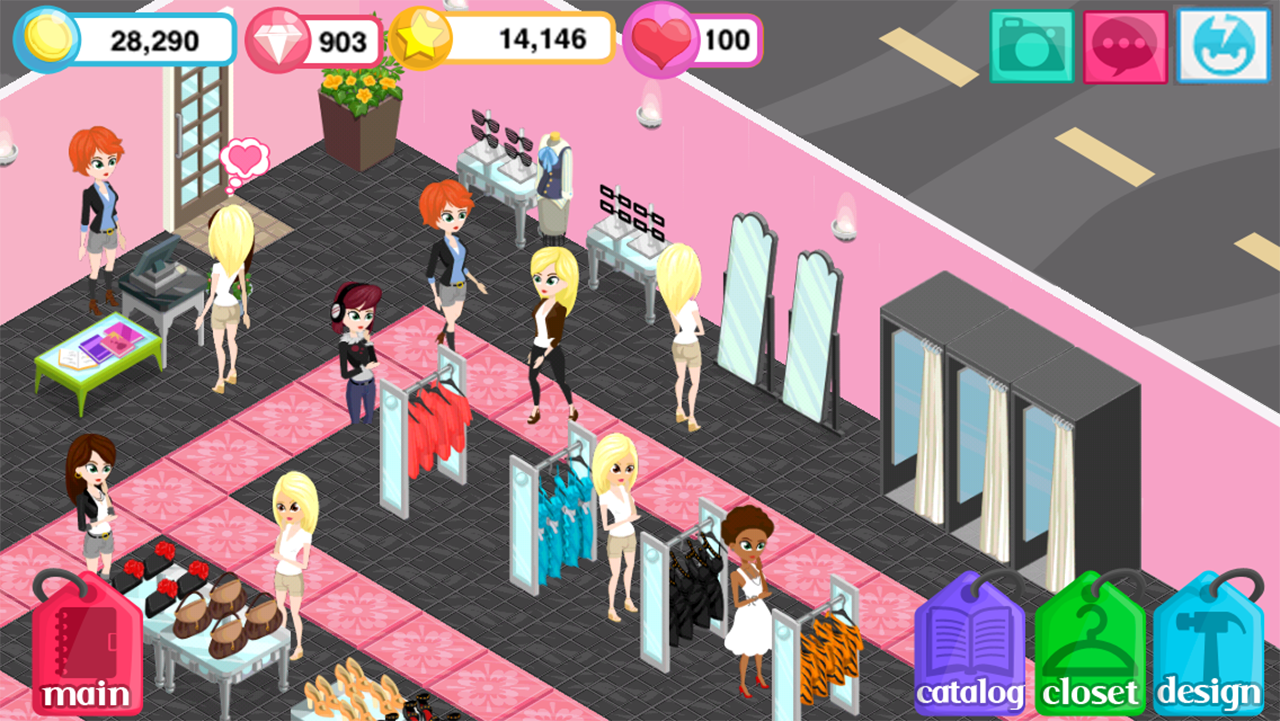 Fashion Story™ The App Store
