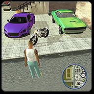 Grand Vegas de Mafia Crime : San Andreas 3