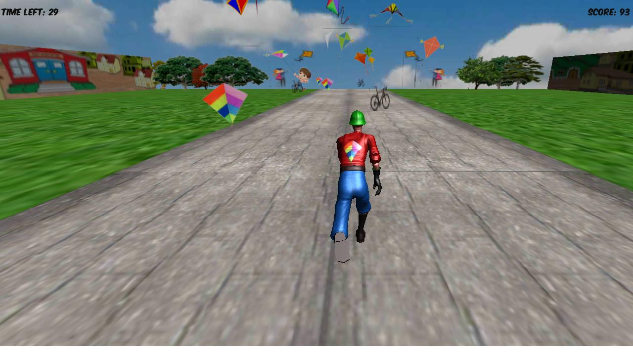Screenshot Vibrant Kite Catcher APK