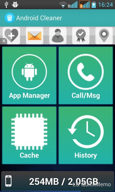 Screenshot Fast Cleaner for Android APK