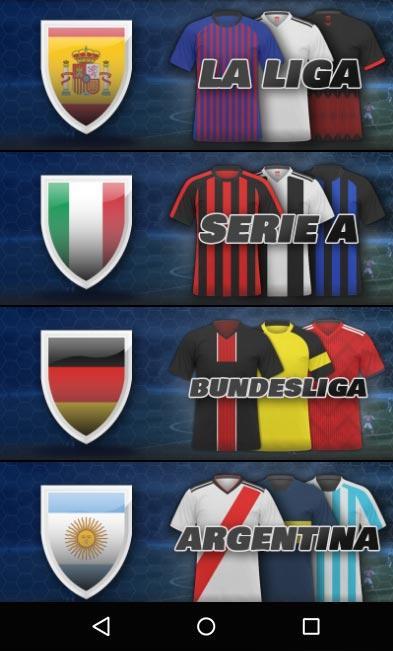 Dream Kit Soccer v2.0 The App Store android Code Lads