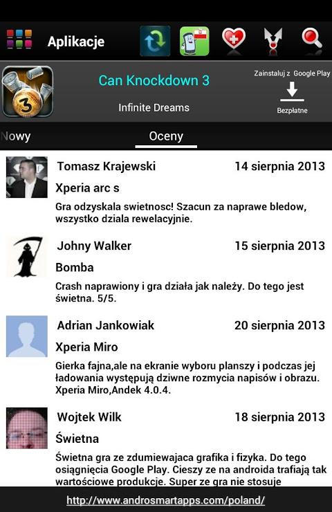 Screenshot Poland - Android APK