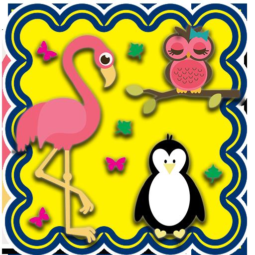 Cute Birds Puzzle