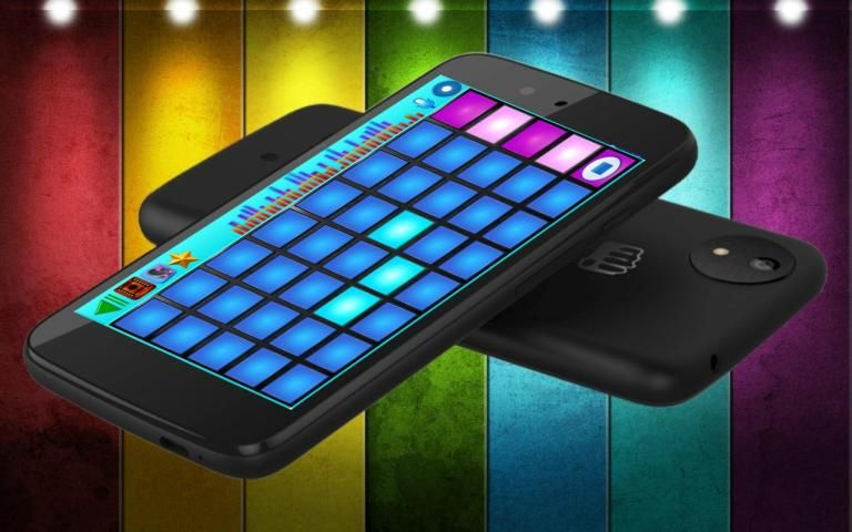 DJ Mix Pad The App Store android Code Lads