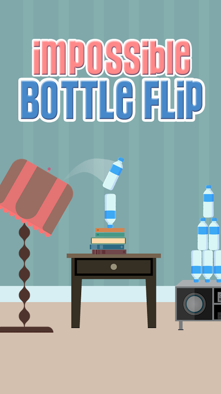 Screenshot Impossible Bottle Flip APK