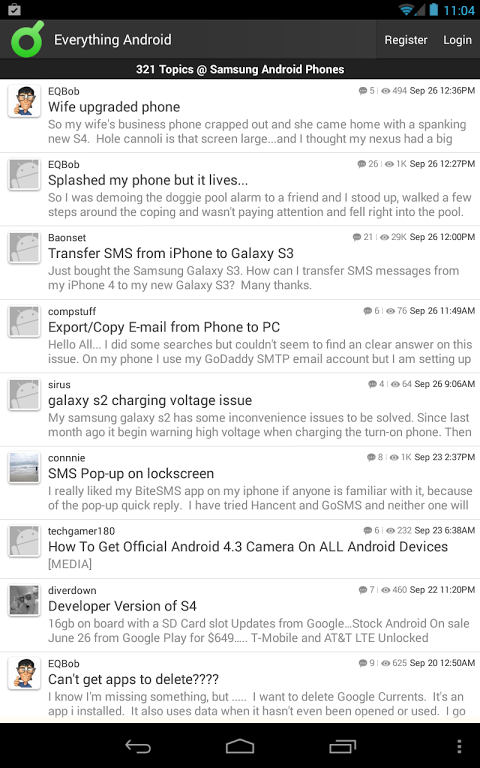 Screenshot Everything Android APK