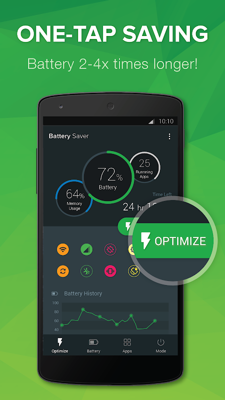 Battery Saver - Power Doctor The App Store