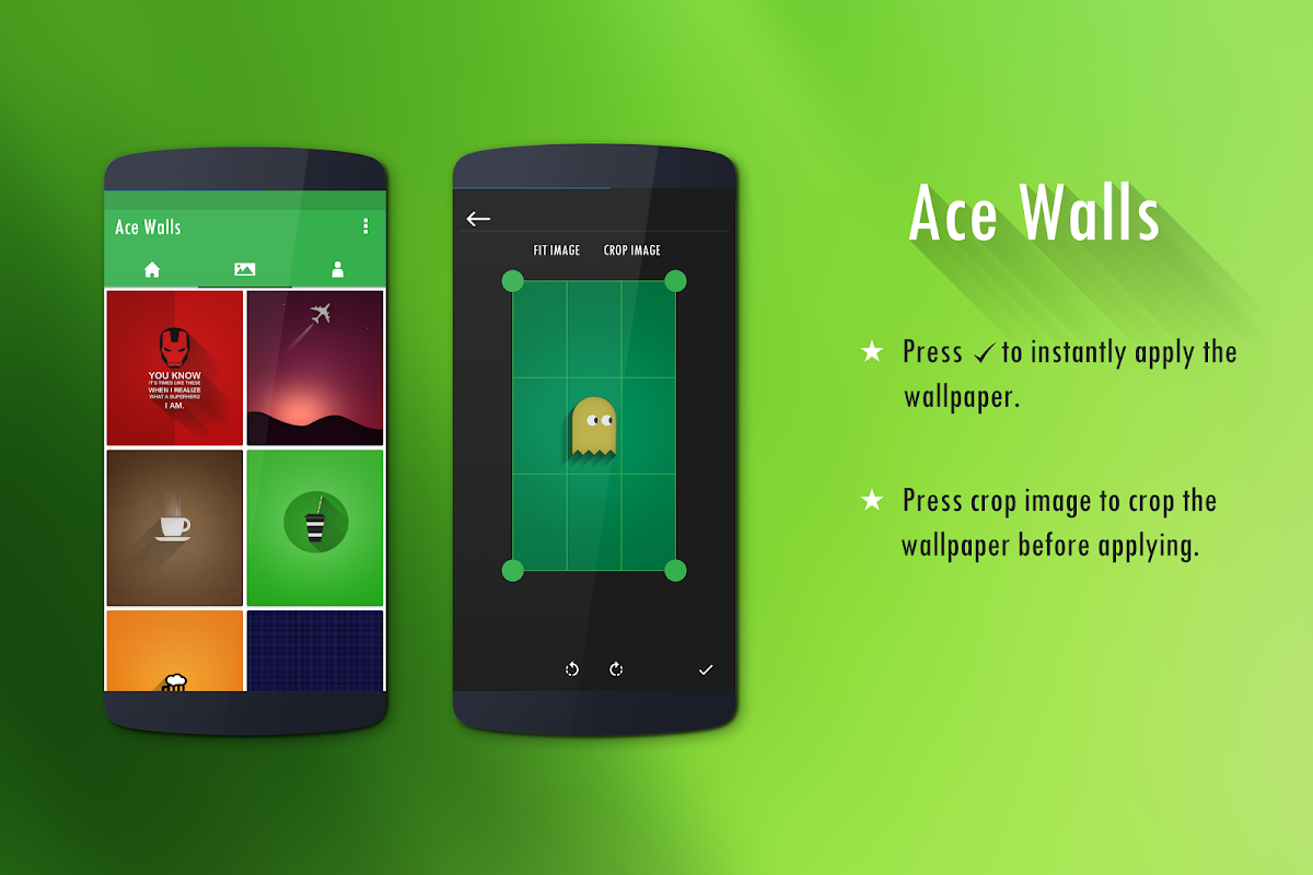 Screenshot Ace Walls APK