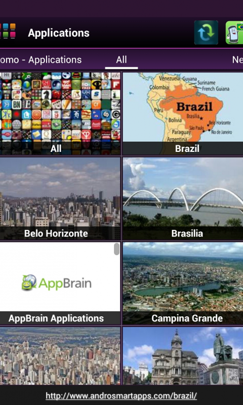 Screenshot Brazil Android APK