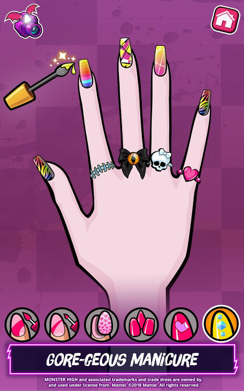 Monster High™ Beauty Shop: Fangtastic Fashion Game The App Store