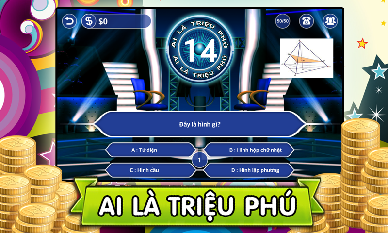 Screenshot Ai la trieu phu 2014 APK