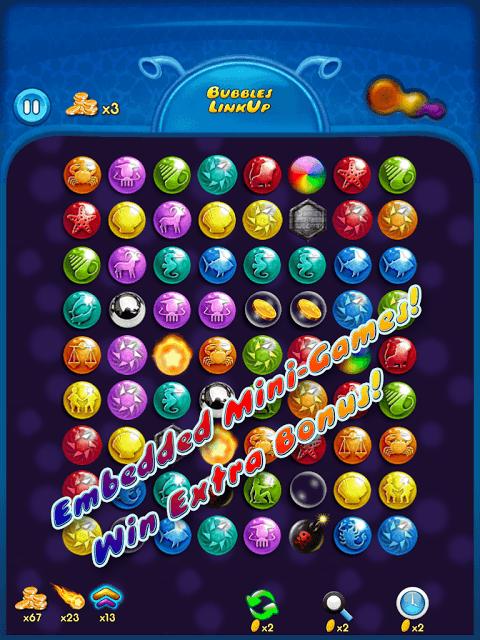 Screenshot Shoot Bubble 3 Deluxe APK