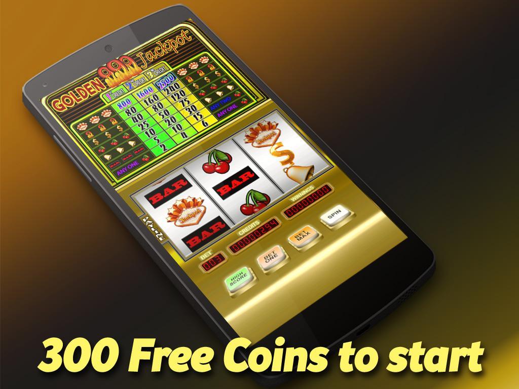 Screenshot Golden Jackpot : Slots 999 APK