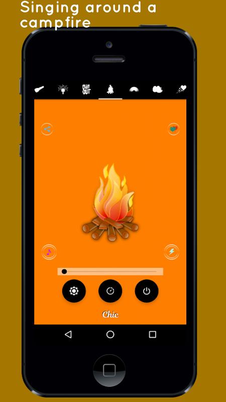 Screenshot Color Torch APK