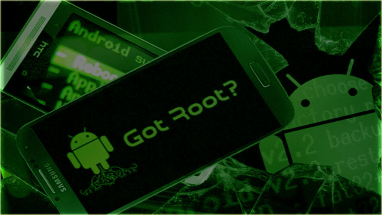 Screenshot Root Android Mobile APK