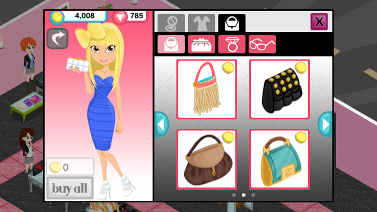 Fashion Story™ The App Store android Code Lads