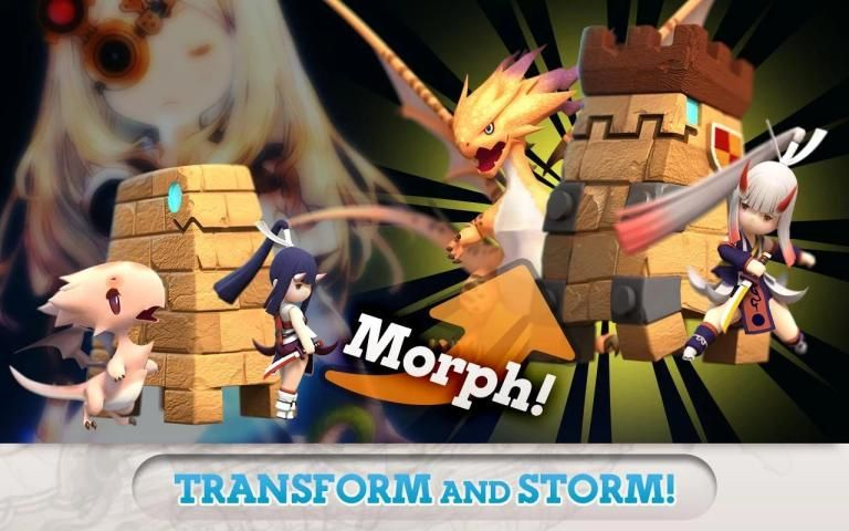 Screenshot Battle Champs APK