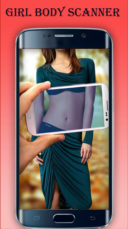 Download Girl Body Scanner Prank - Cloth Scanner Simulator v1 0 APK