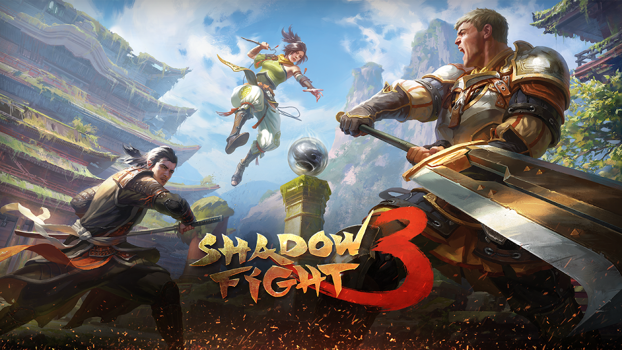 Screenshot Shadow Fight 3 APK