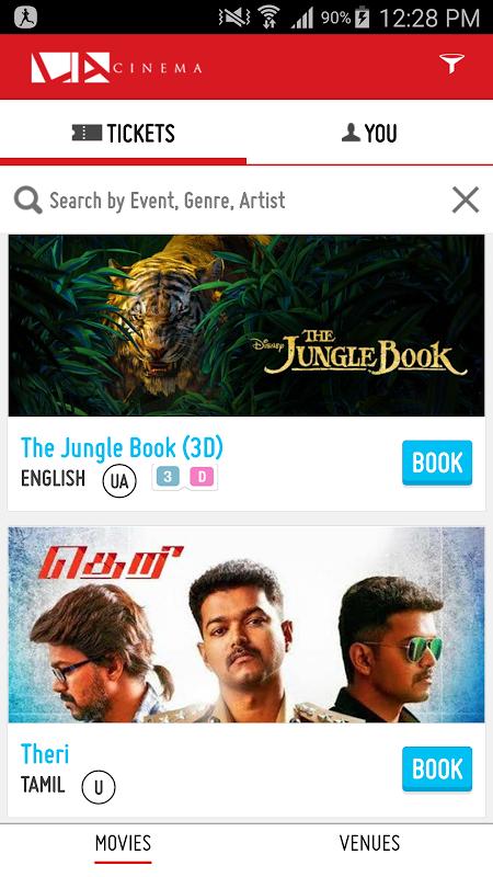 LA Cinema The App Store android Code Lads