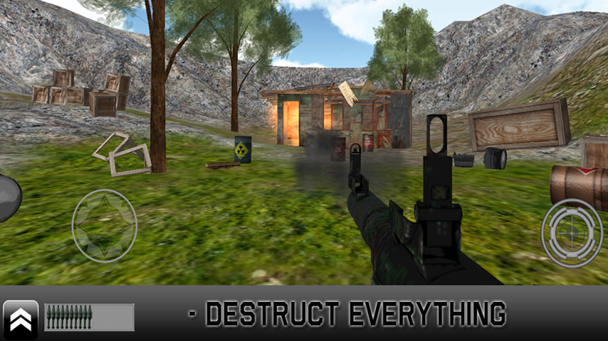 Guns & Destruction The App Store android Code Lads