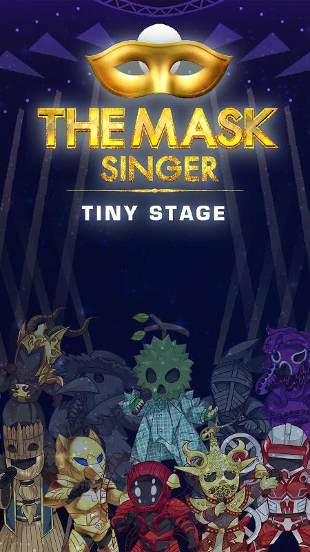 Screenshot The Mask Singer - Tiny Stage APK