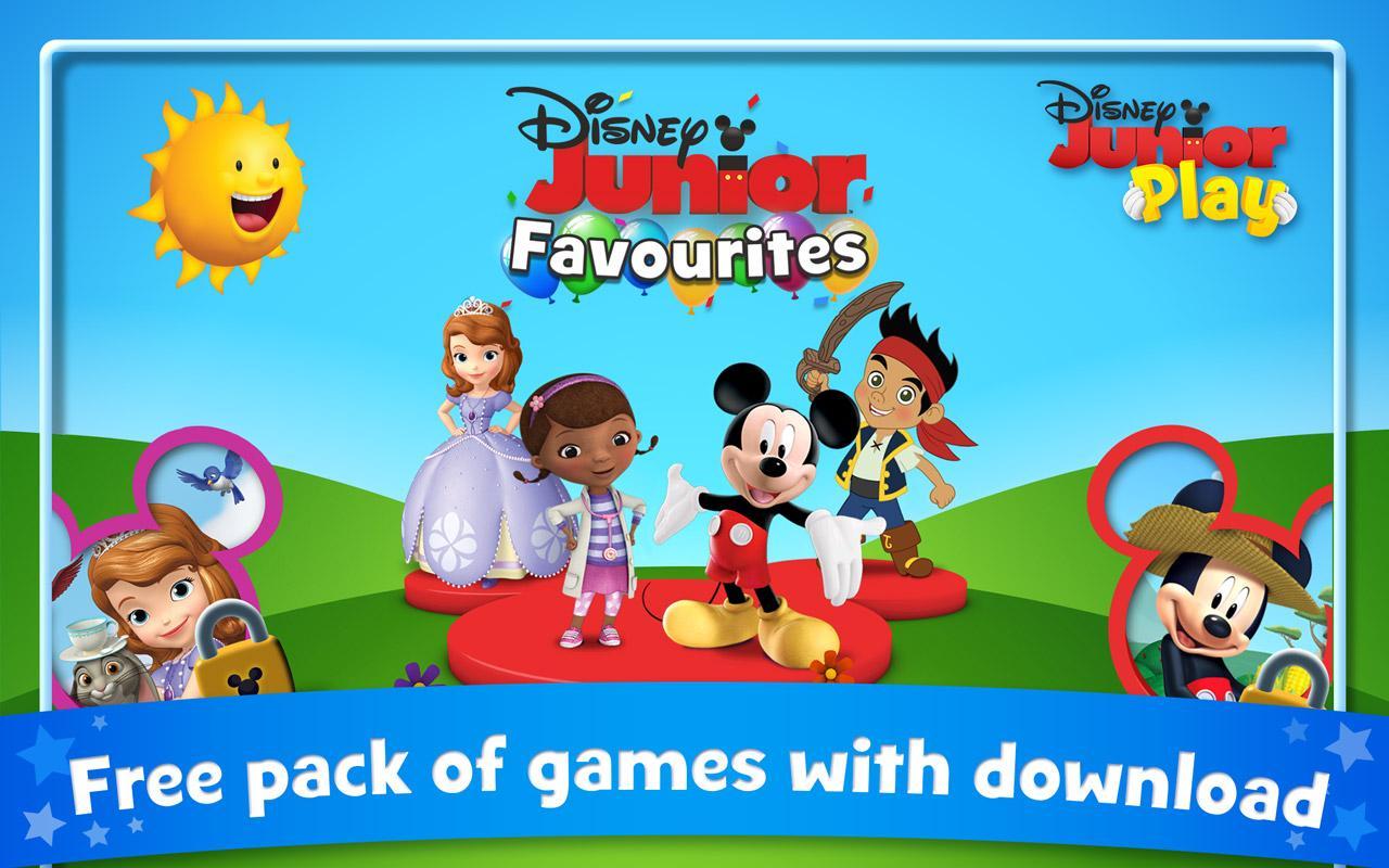Screenshot Disney Junior Play APK