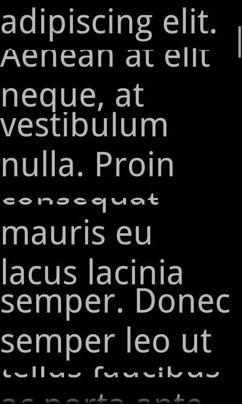 Screenshot A Prompter for Android APK