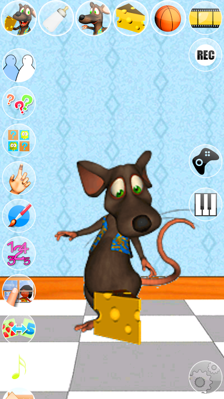 Talking Mike Mouse The App Store android Code Lads