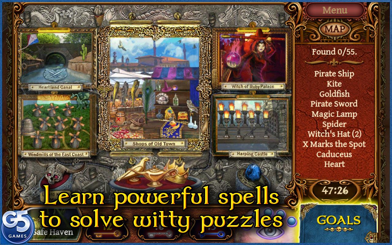 Screenshot Magician's Handbook 2 APK