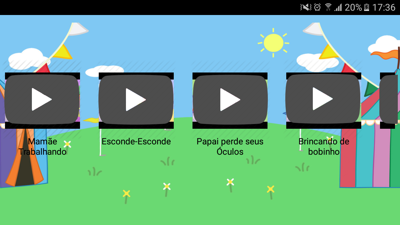 Pepa Videos in English The App Store android Code Lads