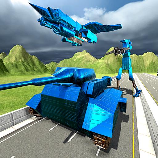 Transform Robot Action Game