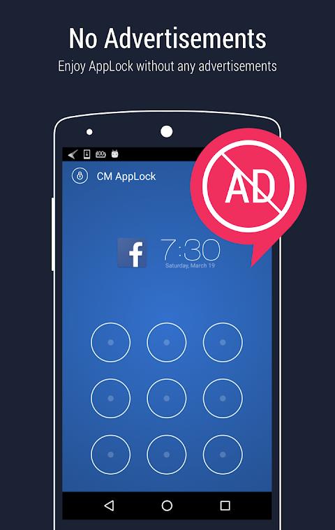 AppLock - Fingerprint Unlock The App Store android Code Lads